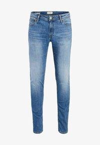 Jack & Jones - Straight leg jeans - blue denim - 4