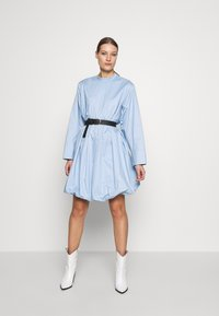 Cras - ADDACRAS DRESS - Sukienka letnia - light blue - 1