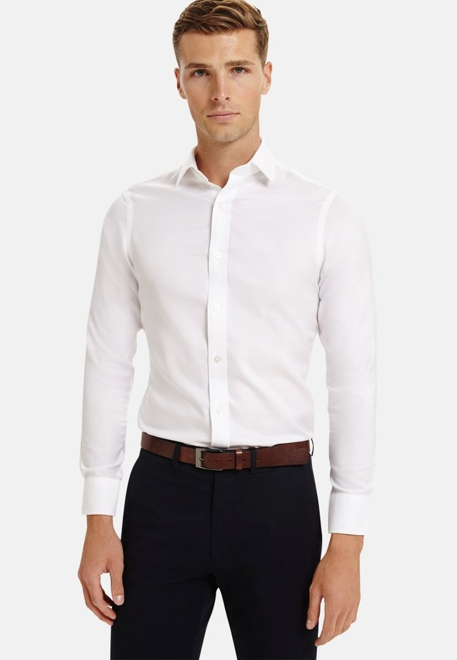 FITTED OXFORD  - Chemise classique - white