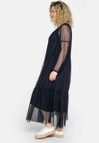 Sheego - Maxi dress - nachtblau - 1