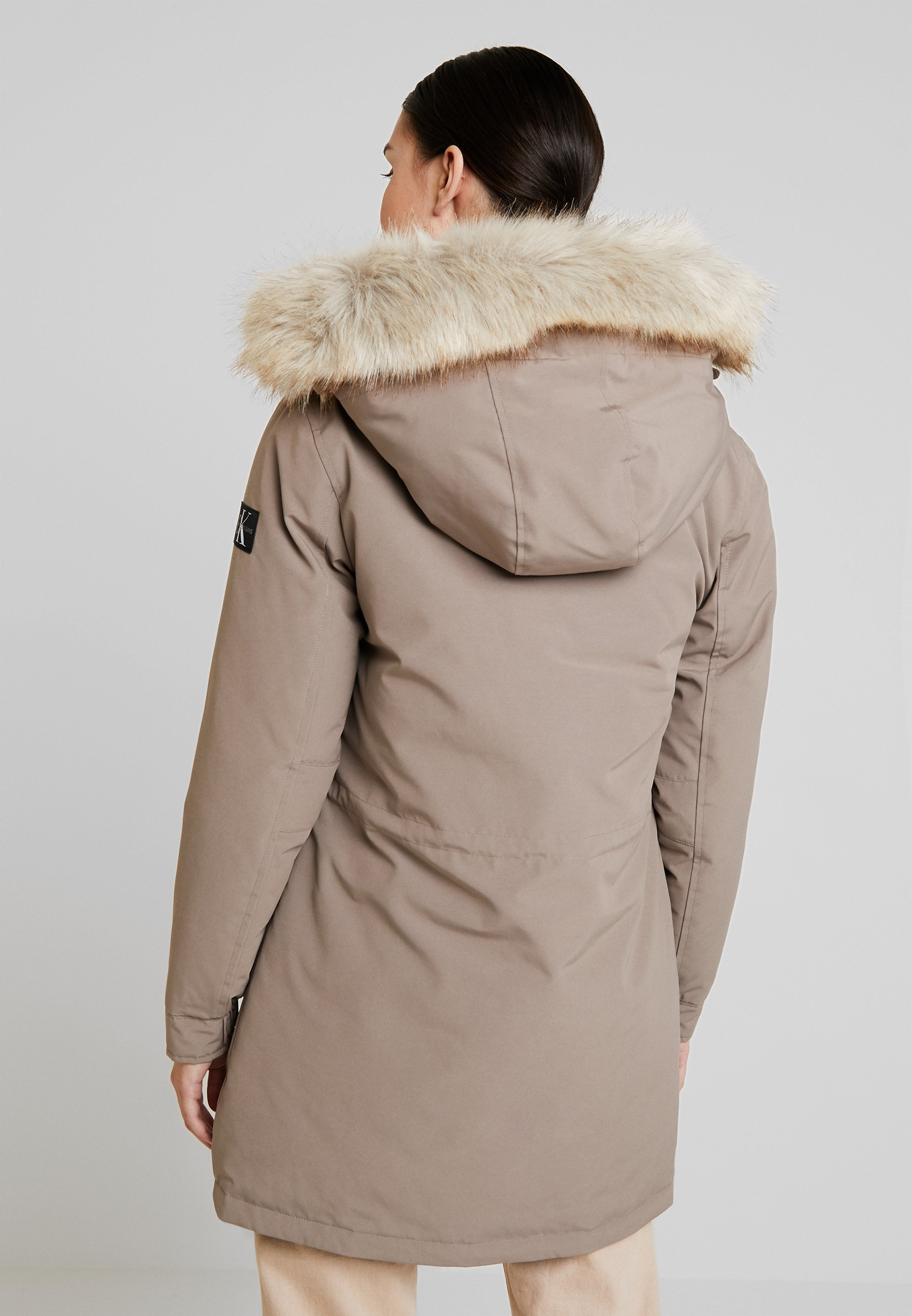 Fashion Style Wholesale Calvin Klein Jeans GERMANY SPECIAL PARKA - Down coat - funghi | women's clothing 2020 WUjZZ