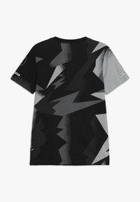 Jordan - JOCK TAG TEE - Printtipaita - black - 1