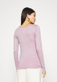 GAP - BATEAU - Long sleeved top - elderberry - 0