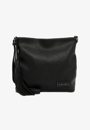 STACY - Bolso de mano - black