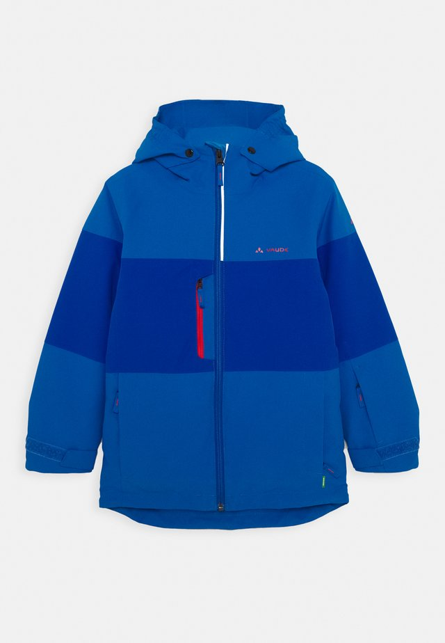 KIDS SNOW CUP JACKET - Snowboard jacket - radiate blue