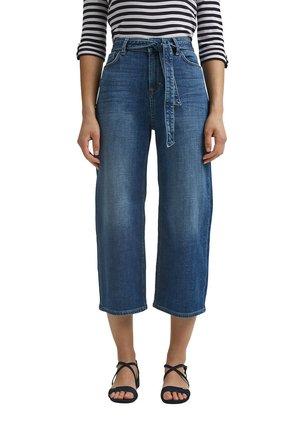 Straight leg jeans - blue dark washed