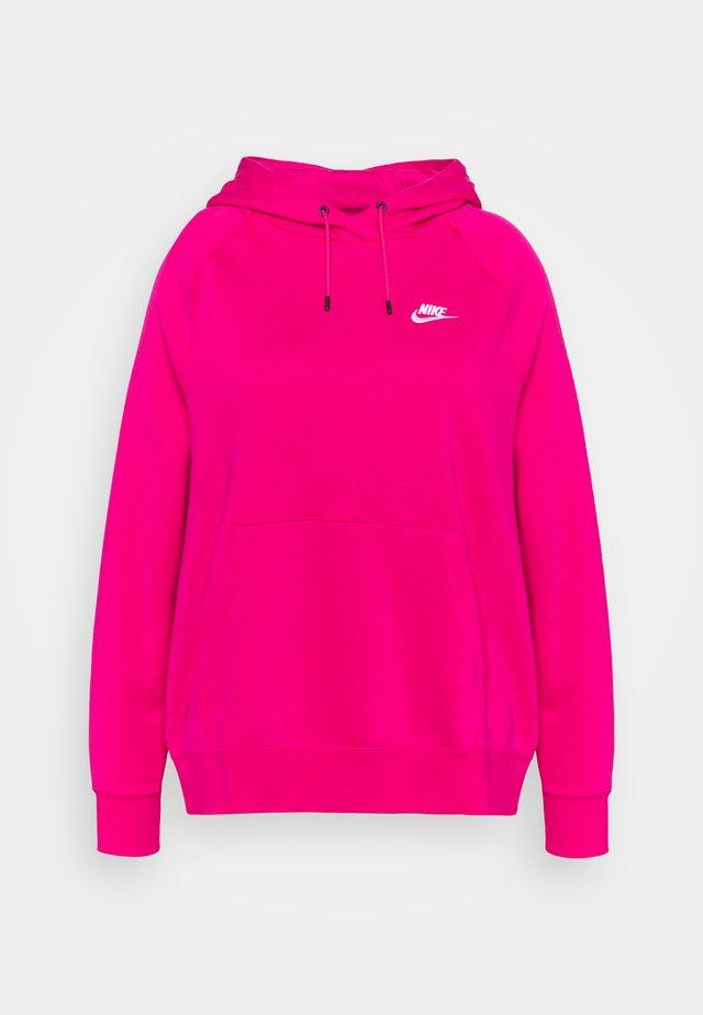 Bluza z kapturem - fireberry