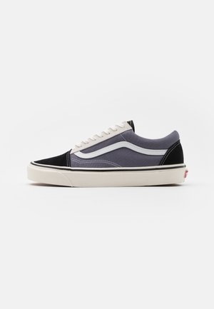 ANAHEIM OLD SKOOL 36 DX UNISEX - Skateboardové boty - dark grey/offwhite/black
