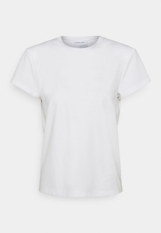MODENA TEE - T-shirt basic - white