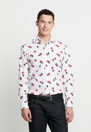 SLIM BUSINESS KENT - Formální košile - white