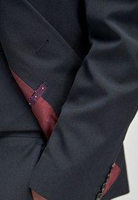 Next - STRETCH TONIC SUIT: JACKET-SLIM FIT - Suit jacket - blue - 5