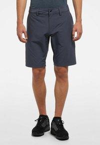 Haglöfs - AMFIBIOUS SHORTS - Shorts - dense blue - 0