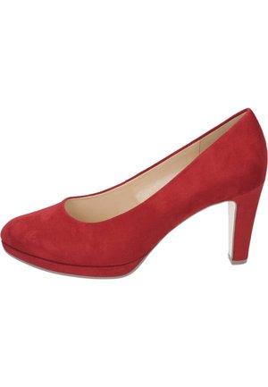 GABOR DAMEN PUMPS - Klassieke pumps - cherry
