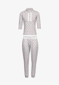 Vive Maria - WINTER TALE  - Pyjama set - grau meliert allover - 5
