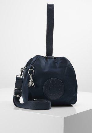 IMMIN - Across body bag - true blue twill