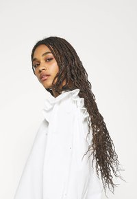 River Island - Shirt dress - white - 4