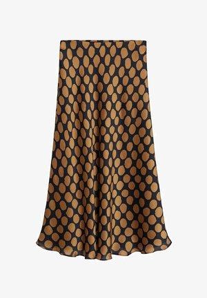 SABI - A-snit nederdel/ A-formede nederdele - karamell