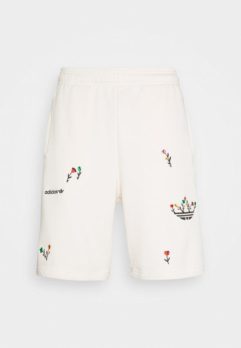 adidas Originals - FLORAL UNISEX - Shorts - non-dyed