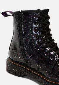 Dr. Martens - 1460 J - Korte laarzen - purple cosmic glitter - 5
