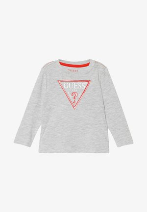 CORE BABY - Maglietta a manica lunga - light heather grey
