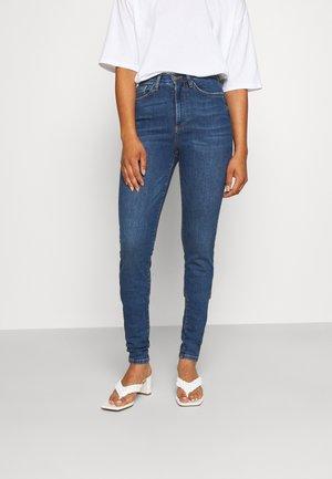 YASAYO - Skinny džíny - medium blue