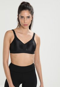 triaction by Triumph - WELLNESS  - High support sports bra - black - 0