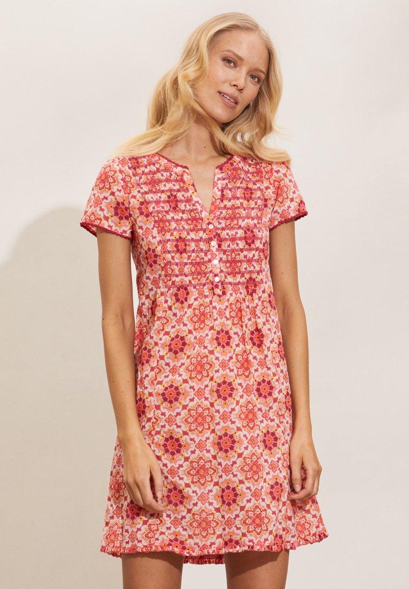 Odd Molly - MYRTLE - Day dress - pink fudge