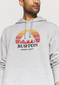 Burton - UNDERHILL - Hoodie - gray heather - 4