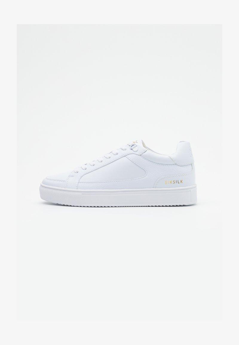 SIKSILK - GHOST - Zapatillas - white