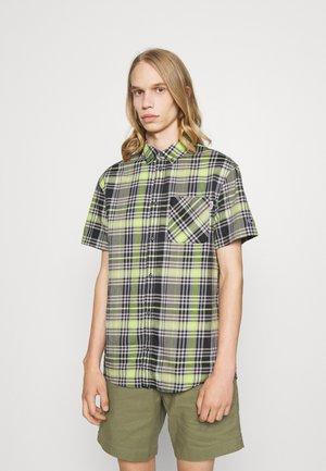 SHORTSLEEVE CHECK - Camicia - multi-coloured
