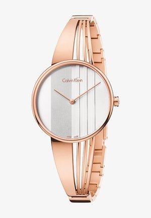 DRIFT - Watch - rosegold-coloured