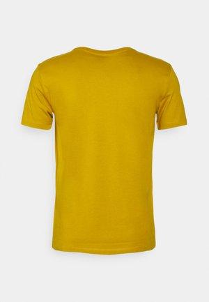 SHORT SLEEVE CLASSIC - T-shirt imprimé - renaissance gold