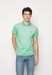 Polo Ralph Lauren - OXFORD - Polotričko - golf green/white - 0