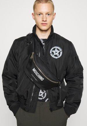 UNISEX - Bum bag - black