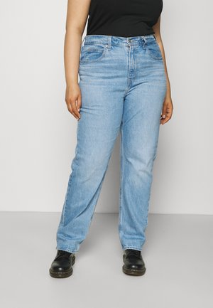 70S HIGH STRAIGHT - Slim fit jeans - marin park