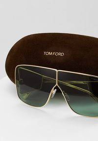 Tom Ford - Sunglasses - green/gold - 2
