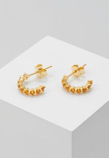 EARRINGS BIRD - Earrings - gold-coloured