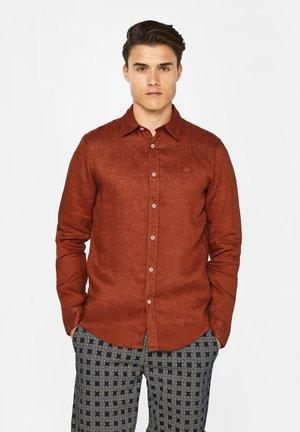 SLIM-FIT - Overhemd - orange