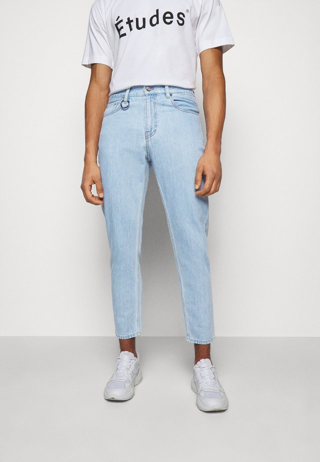 SPACE UNISEX - Straight leg jeans - stone