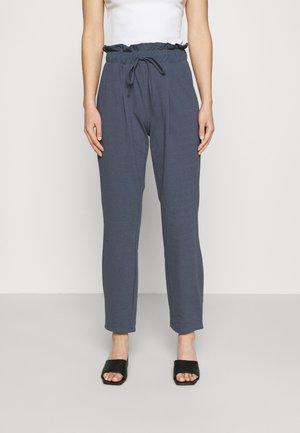 ONLKIRAS LIFE PANTS - Trousers - ombre blue