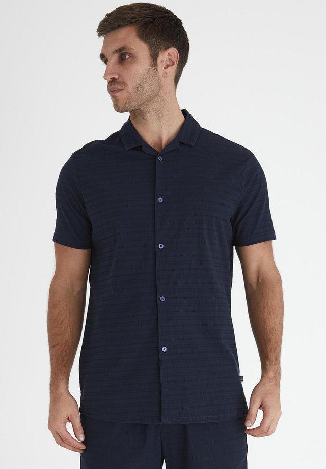 Camisa - dark sapphire