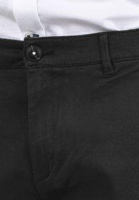 Solid - RAVI - Shorts - black - 4