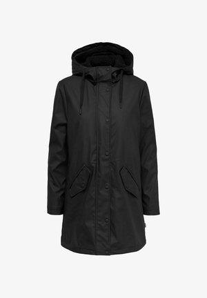 Waterproof jacket - black 2