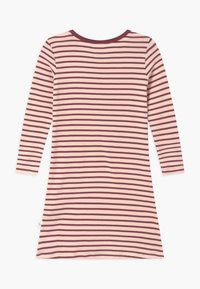 Sanetta - PURE KIDS STRIPED - Noční košile - red wine - 1