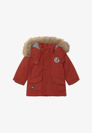 Cappotto invernale - rust