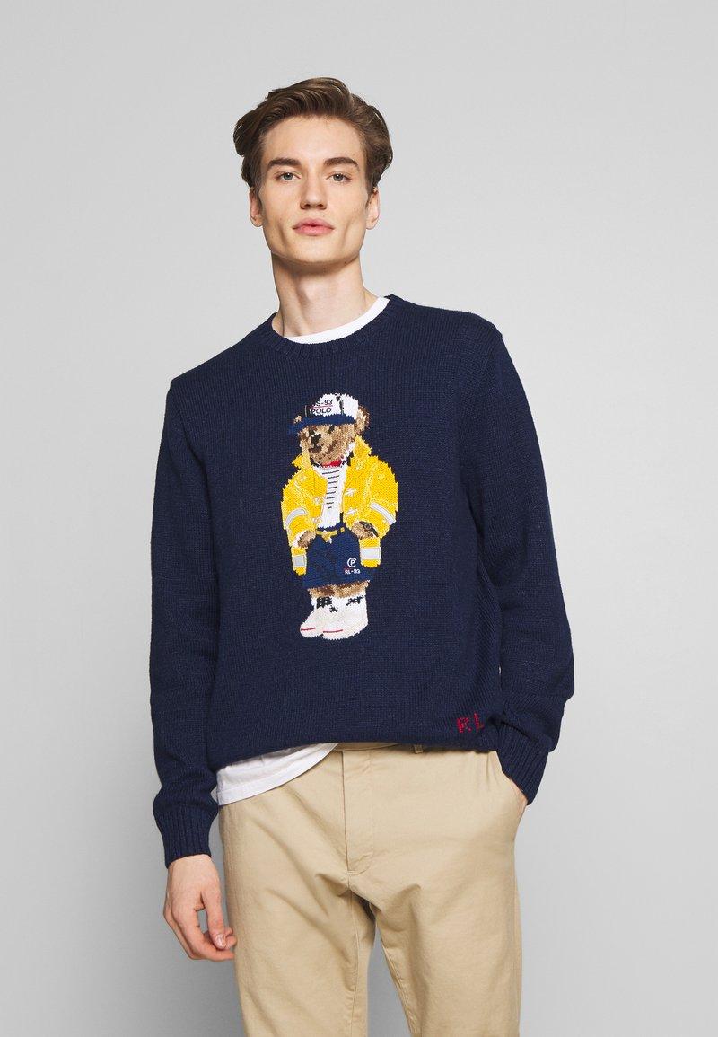 Polo Ralph Lauren - Strikpullover /Striktrøjer - navy