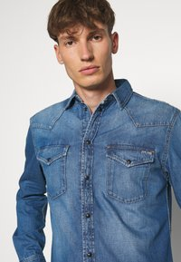 Pepe Jeans - NOAH - Shirt - blue denim - 3