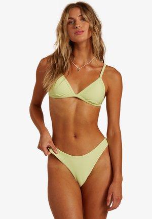 TANLINES HIKE - Bikini bottoms - shadow lime