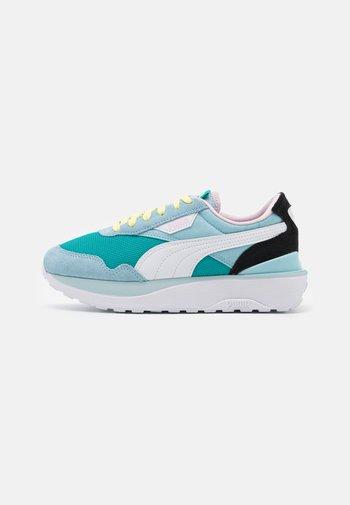 CRUISE RIDER SILK ROAD - Sneakers laag - viridian green/aquamarine