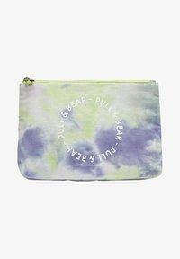 PULL&BEAR - Kosmetická taška - multi coloured - 0